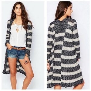 Free People | Free Spirit Duster Cardigan Sweater